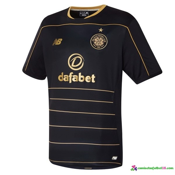 Tailandia Camiseta 2ª Kit Celtic 2016 2017